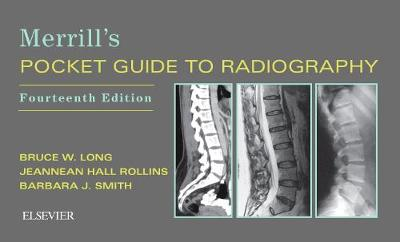Merrill's Pocket Guide to Radiography (Spiral bound)