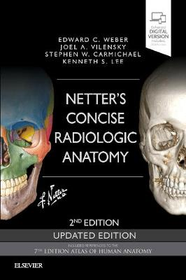 Netter's Concise Radiologic Anatomy Updated Edition - Netter Basic Science (Paperback)