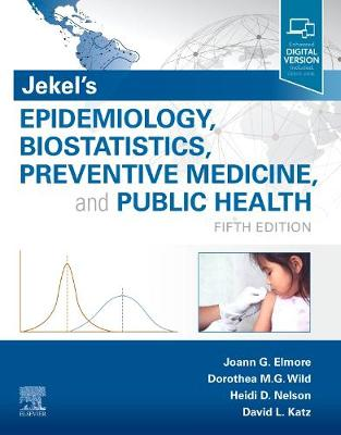 Jekel's Epidemiology, Biostatistics, Preventive Medicine, and Public Health (Paperback)