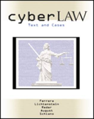 Cyberlaw (Paperback)