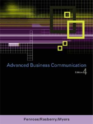 Advanced Business Communications (Hardback)
