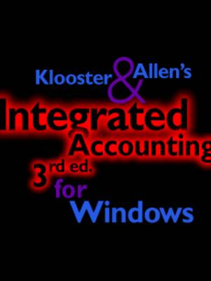 Integrated Accounting for Windows (Paperback)