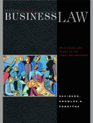 Business Law: Principles and Cases in the Legal Environment (Hardback)