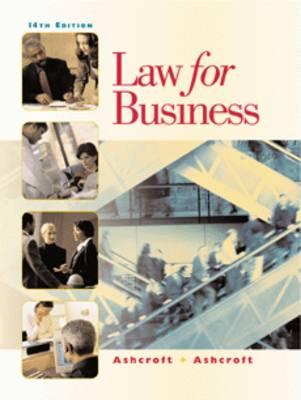 Law for Business (Hardback)