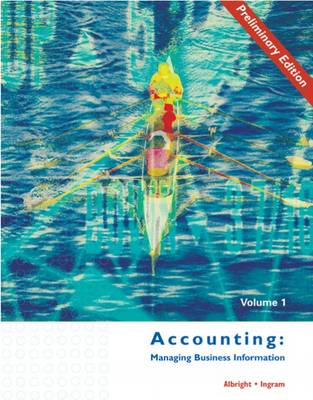 Accounting: v. 1: Managing Business Information (Paperback)