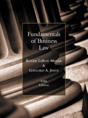 Fundamentals of Business Law (Paperback)