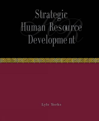 Strategic Human Resource Development (Hardback)