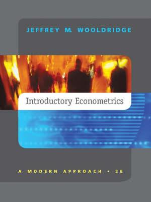 Introductory Econometrics: A Modern Approach (Hardback)