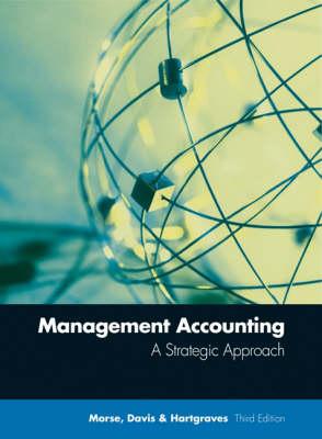 Management Accounting: A Strategic Approach (Hardback)