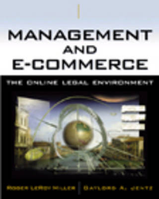 Management and e-Commerce: The Online Legal Environment (Hardback)