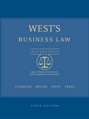West's Business Law (Hardback)