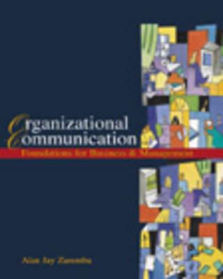 Organizational Communication (Paperback)