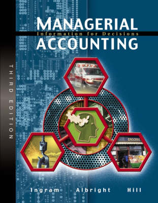 Managerial Accounting: Information for Decisions (Hardback)