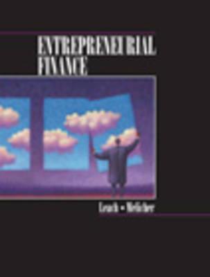 Entrepreneurial Finance (Hardback)