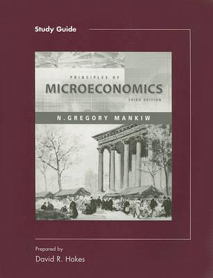 Principles of Microeconomics: Study Guide (Paperback)