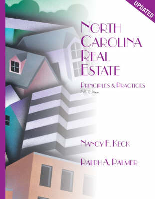 Nc Real Estate Prin & Prac (Paperback)