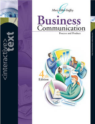Business Communication: With access certificate and infotrac: Process and Product (Hardback)