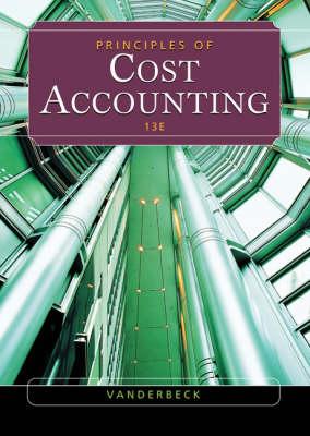 Principles of Cost Accounting (Hardback)