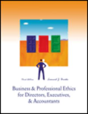 Business and Professional Ethics for Accountants (Hardback)