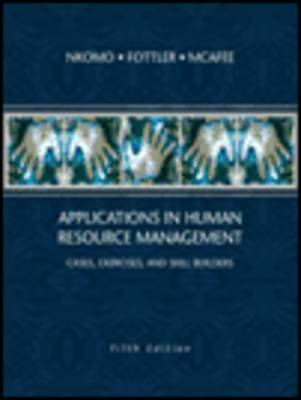 Applications in HR Management (Paperback)