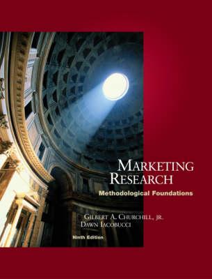 Mkt Resrch Methodological Foun (Hardback)