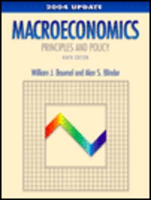 Macroeconomics: Principles and Policy (Paperback)