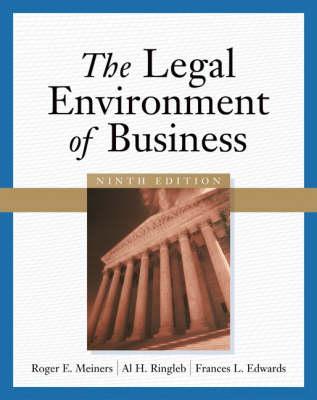 Legal Environment of Business (Hardback)