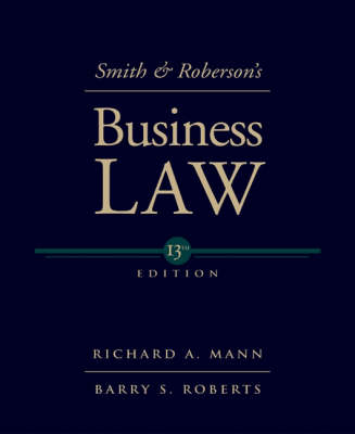 Smith and Roberson S Business Law (Paperback)