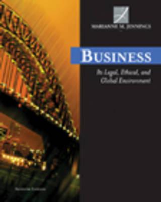 Business Legal, Ethical, Global Enviroments (Hardback)