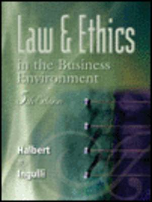 Law Ethics in Business Enviroment (Hardback)