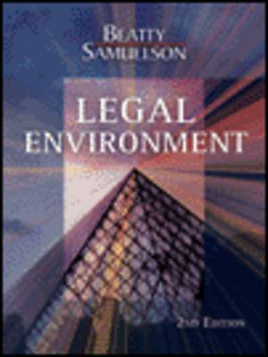 Legal Enviroment in the New Century (Hardback)