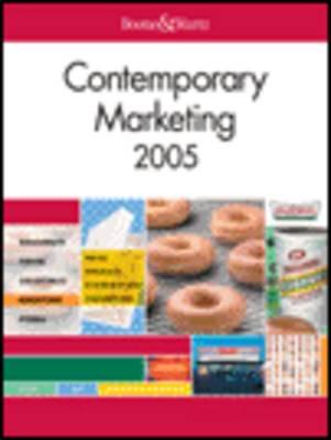 Contemporary Marketing 2005 (Paperback)