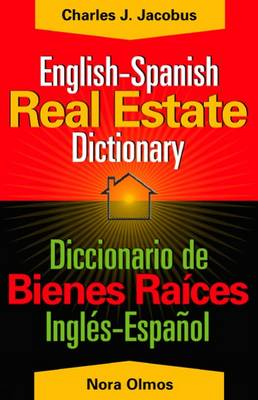 English-Spanish Real Estate Dictionary (Paperback)