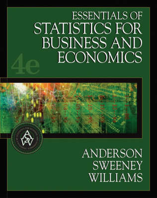 Pkg Essent of Stats Bus&Econ W