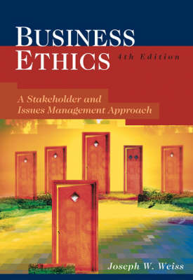 Bus Ethics Stkhldr/ISS Mgmt (Paperback)