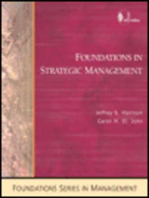 Foundations of Strategic Management (Hardback)