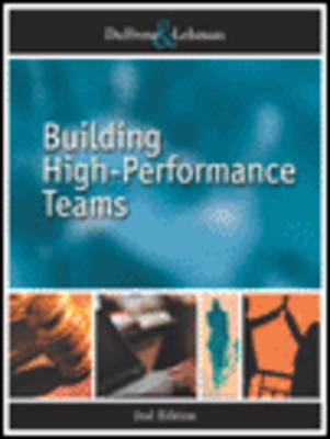 Building High Performance Teams (Paperback)