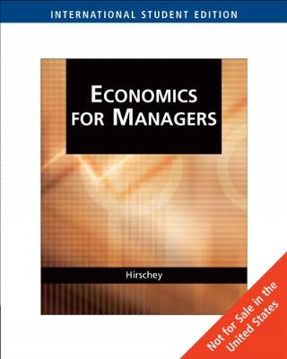 Economics for Managers, International Edition (Paperback)