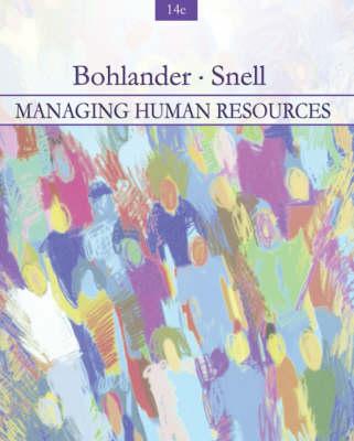 Managing Human Resources (Book)