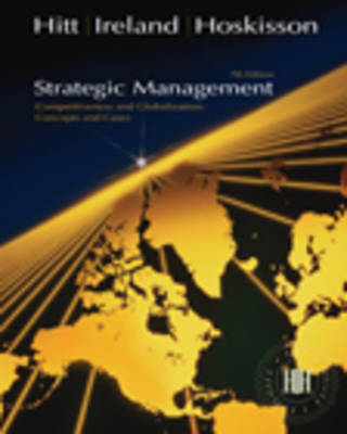 Strategic Management: Concepts and Cases (Hardback)