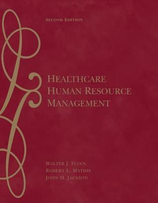 Healthcare Human Resource Management (Hardback)