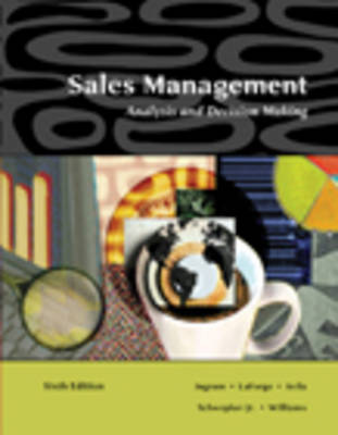 Sales Management: Analysis and  Decision Making (Paperback)