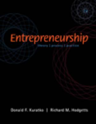 Entrepreneurship W/Infotrac (Book)