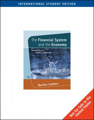 The Financial System and the Economy: Principles of Money and Banking (Paperback)