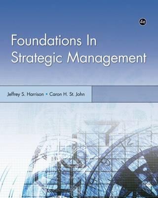 Foundations in Strategic Management (Paperback)