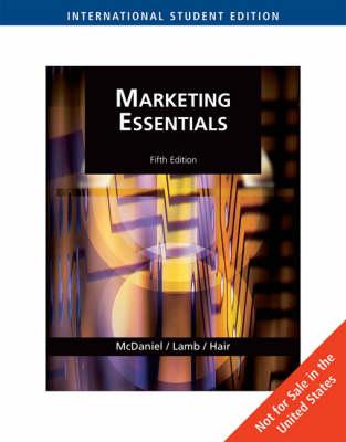 Essentials of Marketing (Paperback)