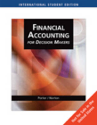 Financial Accounting for Decision Makers (Paperback)