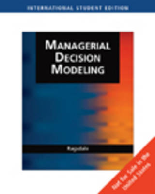 Spreadsheet Modeling and Decision Analysis (Paperback)