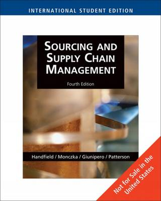 Sourcing and Supply Chain Management (Paperback)