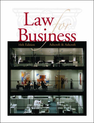 Law for Business (Paperback)